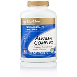 Alfalfa Complex 700 Tablets