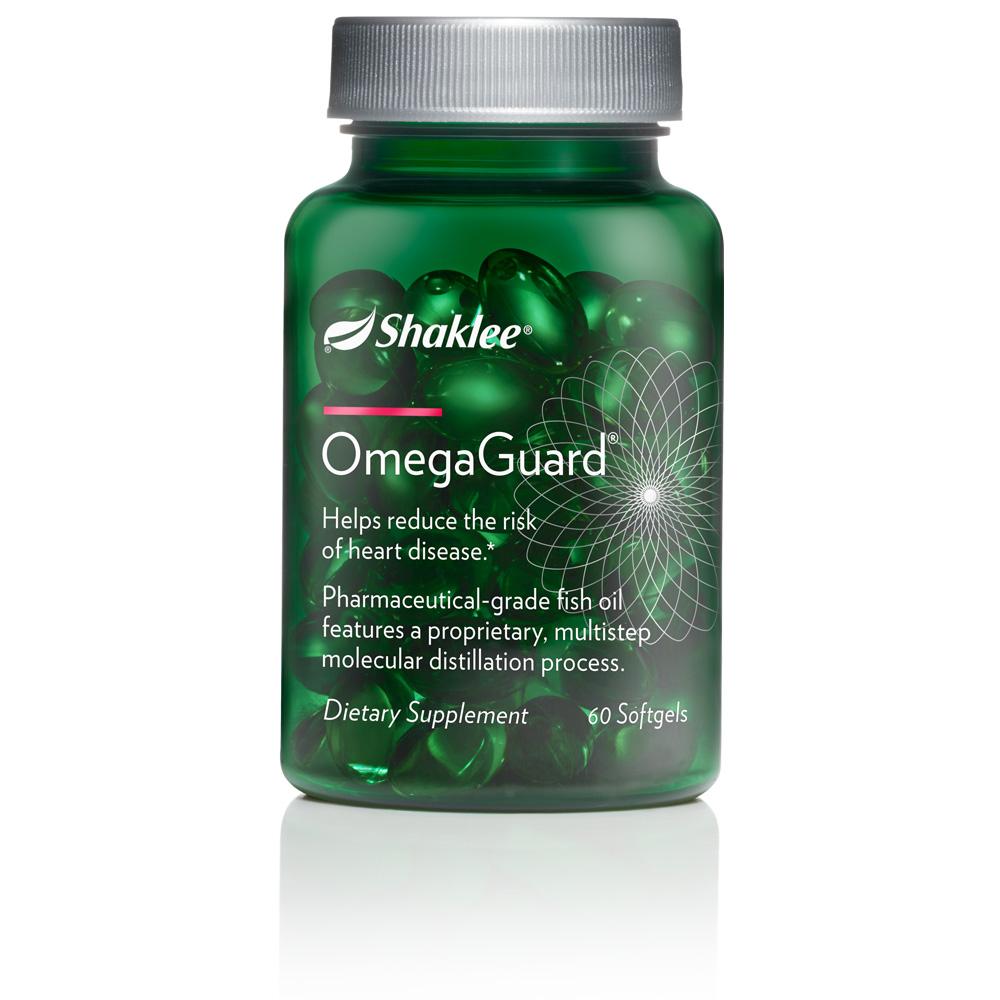 OmegaGuard (Softgels 60) 22077