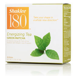 Shaklee 180 Energizing Tea 22030