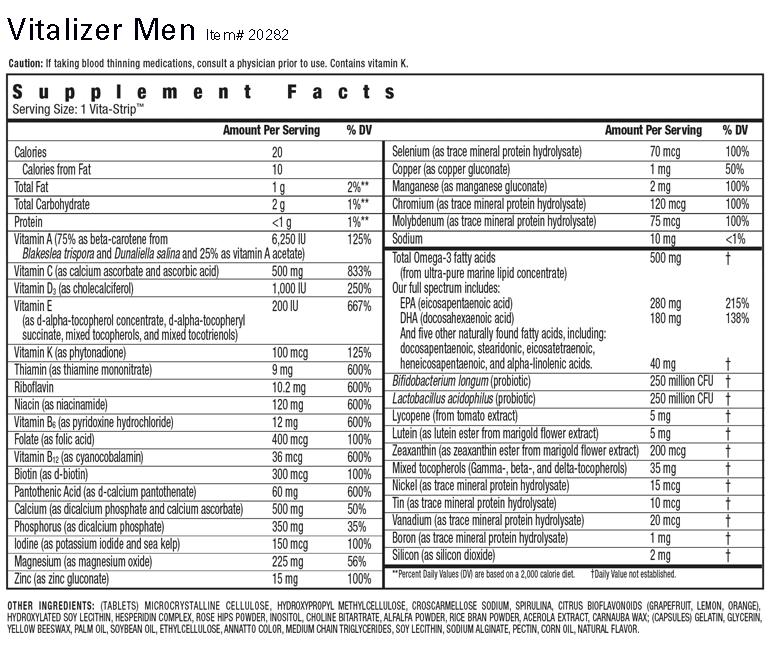 Vitalizer Men