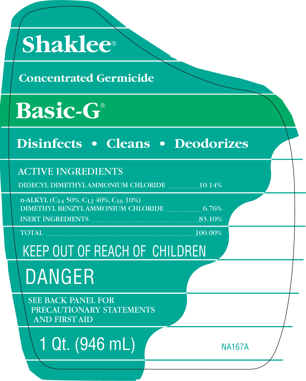 Basic G Label