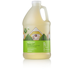 Basic H2 Organic Super Cleaning Concentrate 64oz 29