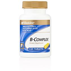 B Complex 120 Tablets