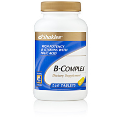 B Complex 240 Tablet
