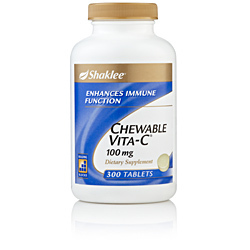 Chewable Vita-C 100 mg (Tablets) 20096