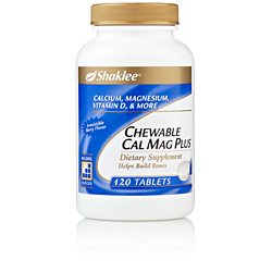 Chewable Cal Mag Plus (Tablets) 21216