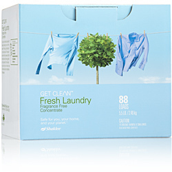 Fresh Laundry Fragrance Free Concentrate  (Powder 5.5 lbs.) 161