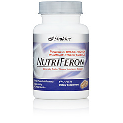 NutriFeron Share It Pack (Caplets) SAVE 10% with purchase  of 4 Bottles 59193