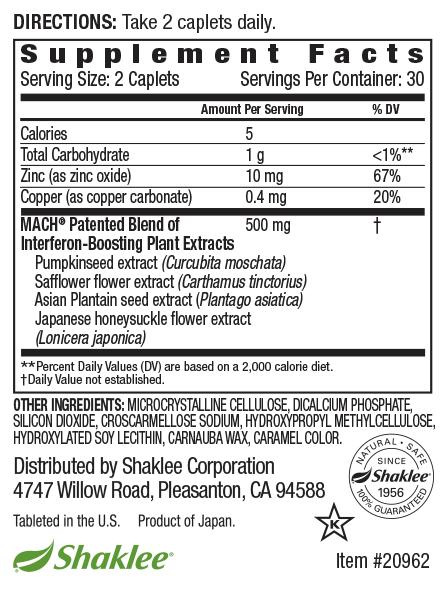 NutriFeron Label
