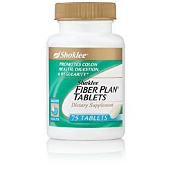 Shaklee Fiber Plan (Tablets) 20435