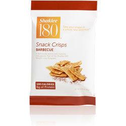 Shaklee 180 Snack Crisps, Barbecue 22021