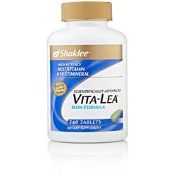 Vita-Lea with Iron Formula (Tablets 240)