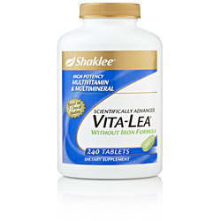 Vita-Lea without Iron Formula (Tablets 240)