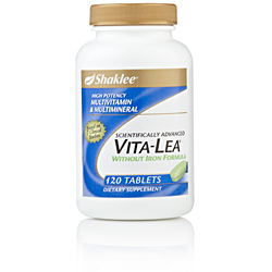 Vita-Lea without Iron Formula (Tablets 120)