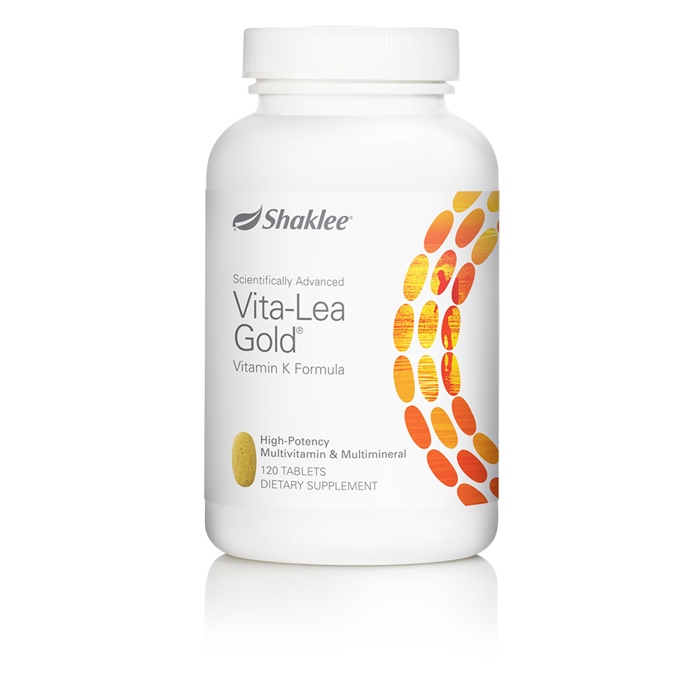 Vita-Lea Gold with K (Tablets 120) 20290