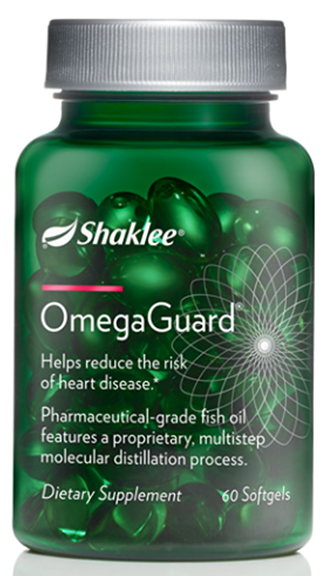 OmegaGuard (Softgels 180) 22078