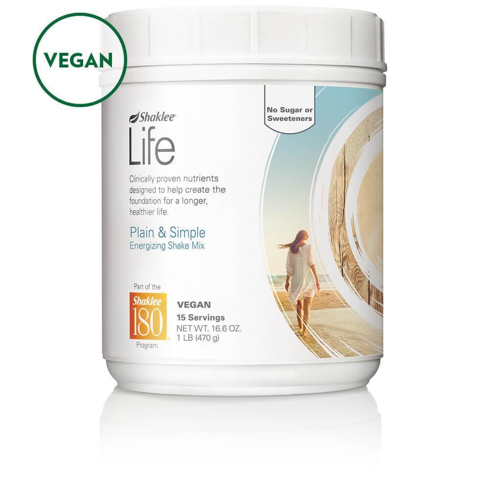 Life Energizing Shake Plain & Simple 21304