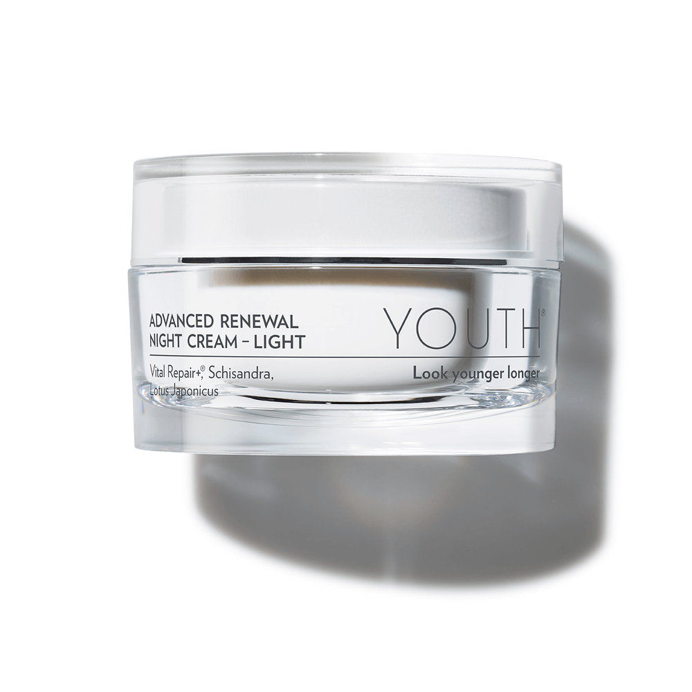YOUTH Advance Renewal Night Cream-Light 32570