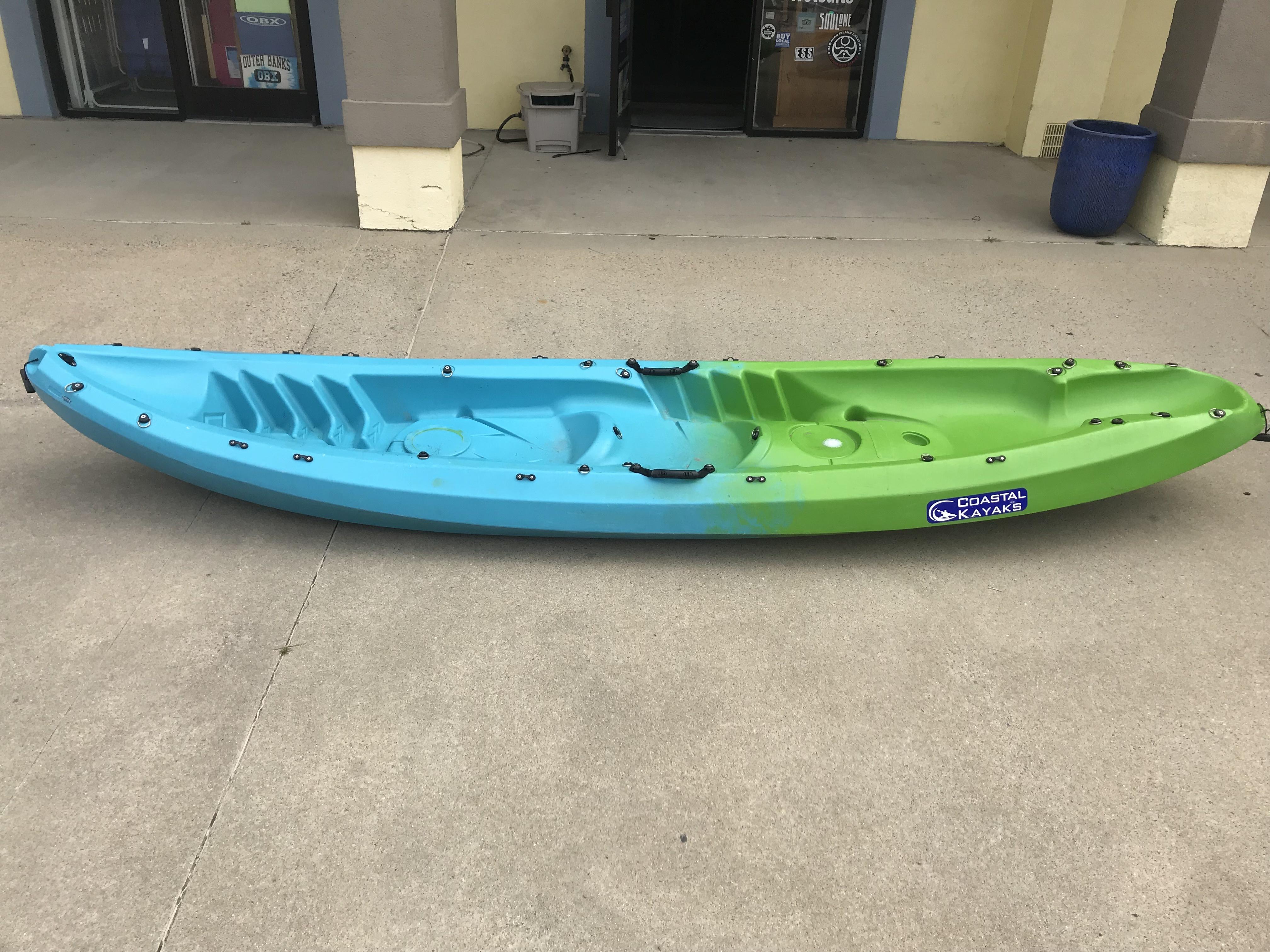 Used Double Coastal Kayak 65211