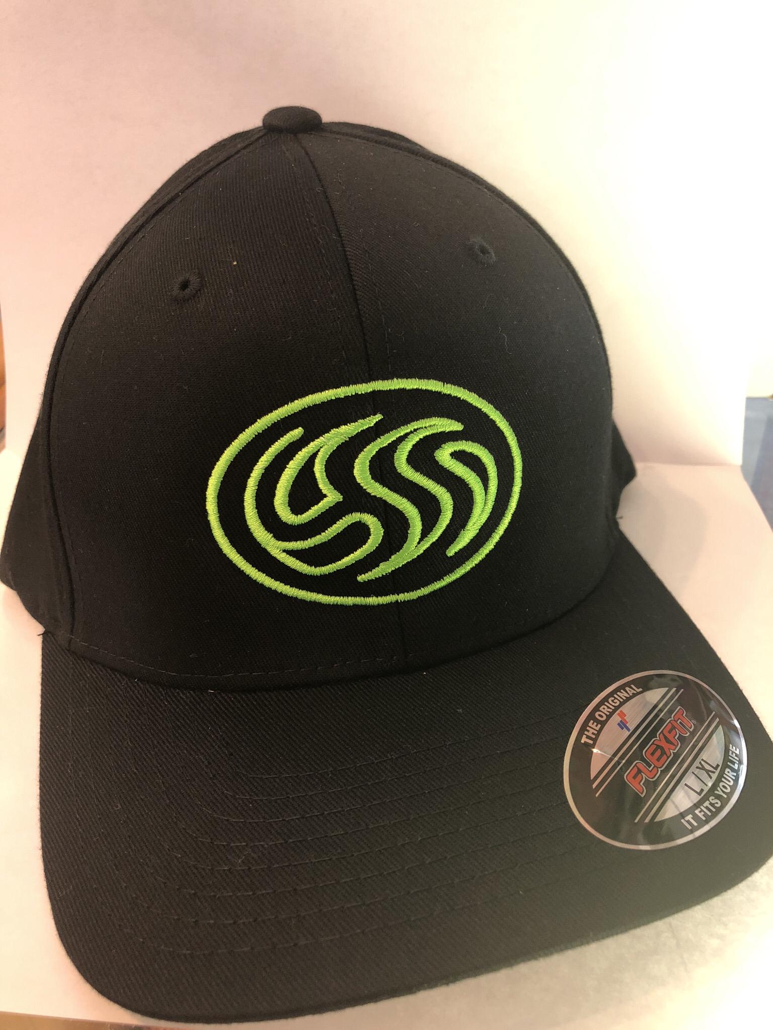 CSS Squash Flex Fit Hat (Black) - S/M 65200