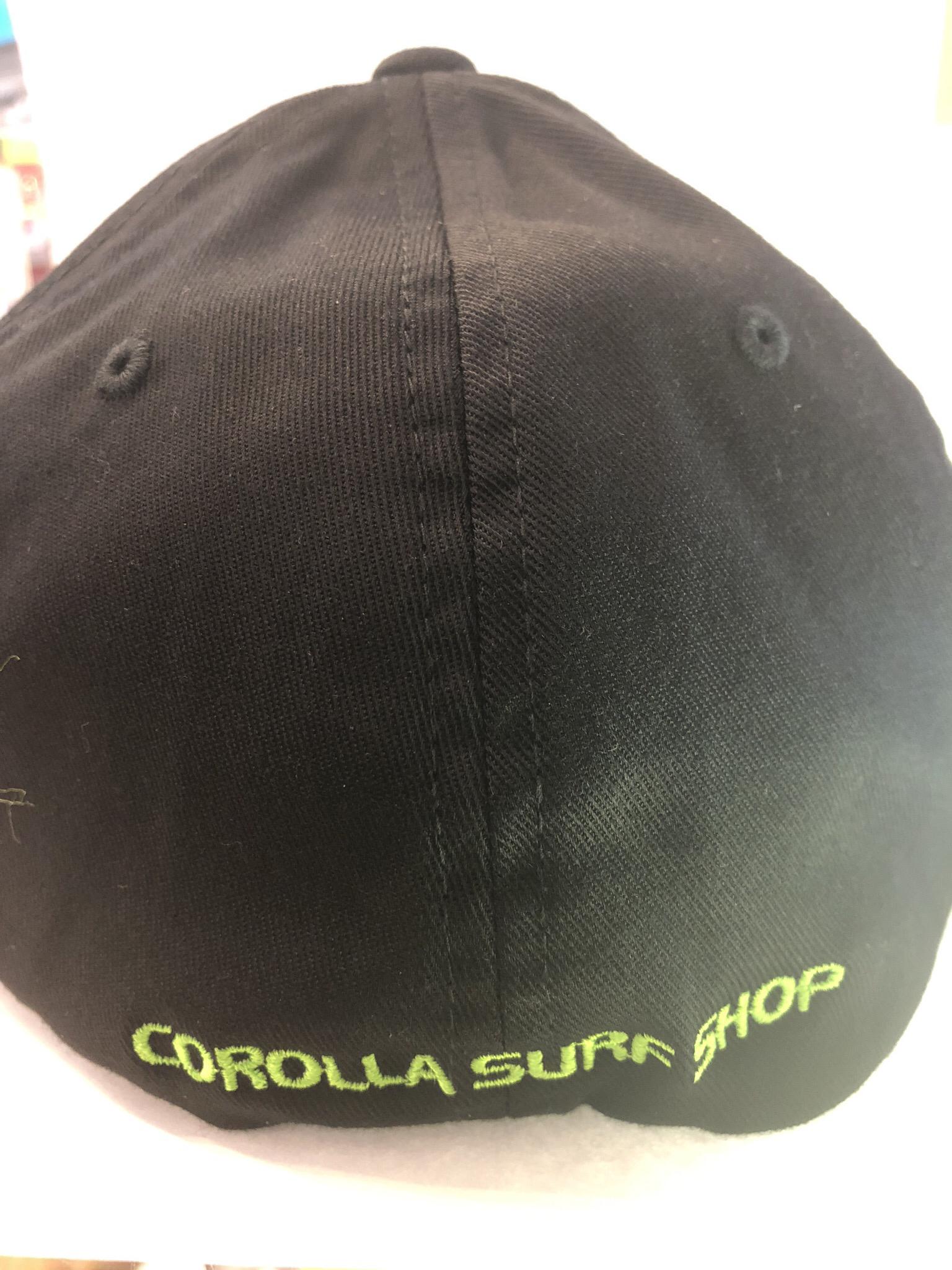CSS Squash Flex Fit Hat (Black) - S/M