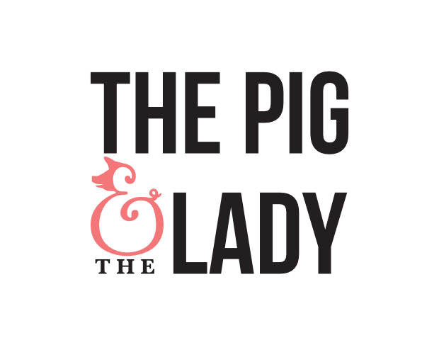 The Pig and The Lady - Table of 4 00131