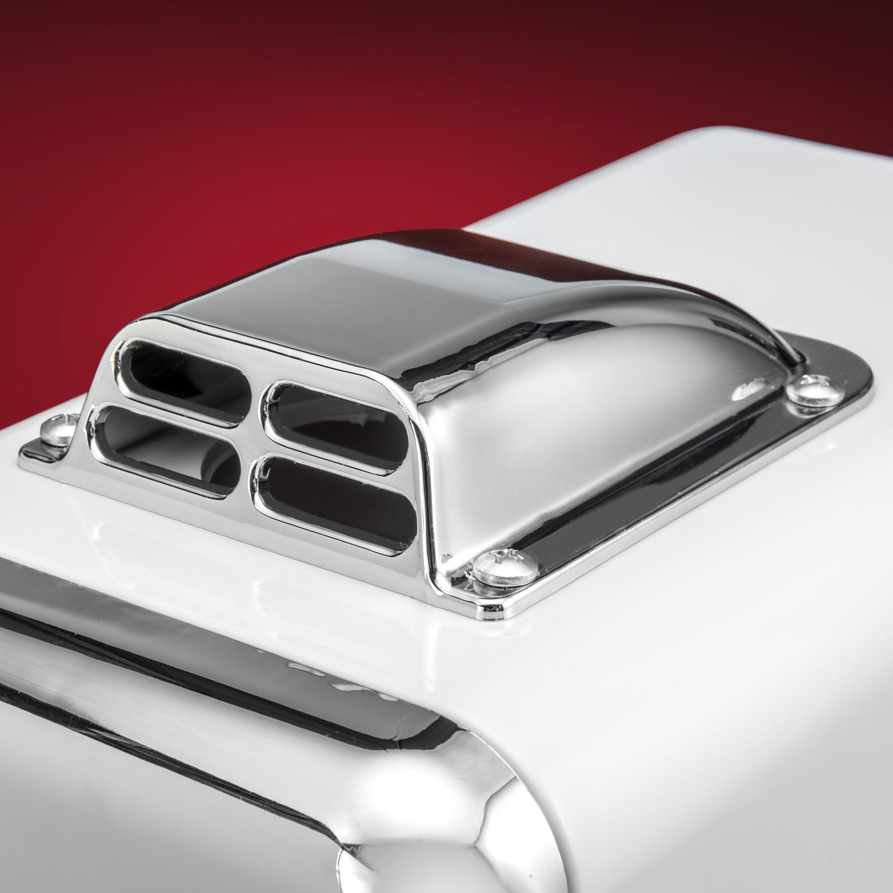 STX Megaforce 3000 Air Cooled Electric Meat Grinder - Size #12