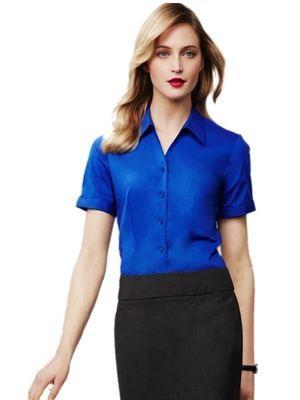Monaco Short Sleeve Ladies Shirt