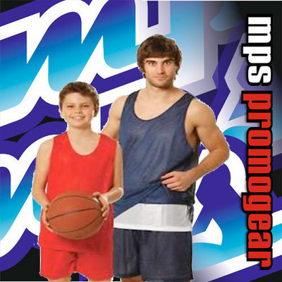 JB's Adults Basketball Shorts