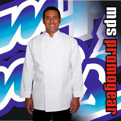Unisex Chefs Jacket Long Sleeve