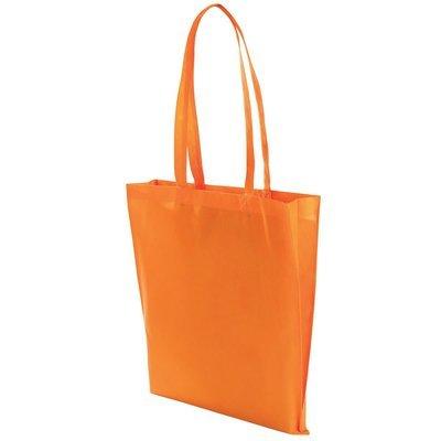 Non-Woven V Gussett Tote Bag