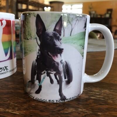 Nimzy - Never be Afraid to Love Something Special 11oz Mug