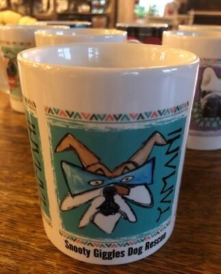 Snooty G - Yamani Mug 11oz