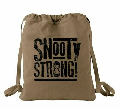 Snooty Strong Backpack Tote
