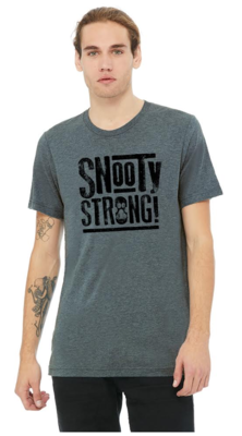 Snooty Strong Solid Triblend Tee
