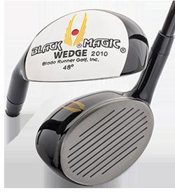 Black Magic 48º Hybrid Pitching Wedge 48DCWRH
