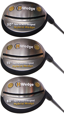 HWedge 3 Club Set 3-SET - 2017