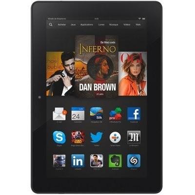 Remplacement Ecran complet (Ecran + vitre tactile) Amazon Kindle Fire HD 8.9