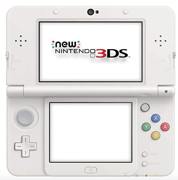 Remplacement Ecran du Haut Superieur New Nintendo 3DS