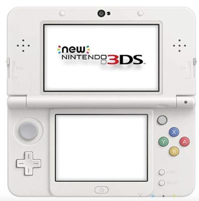 Remplacement  Vitre tactile  New Nintendo 3DS