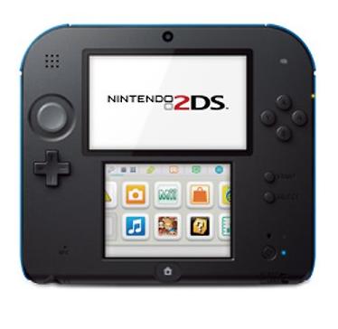 Remplacement Ecran Nintendo 2DS (Haut et bas)