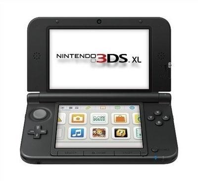 Remplacement Vitre tactile Nintendo 3DS XL