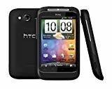 Remplacement Vitre tactile avec contour HTC WILDFIRE S G13 Couleur : Noir - Blanc