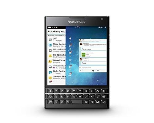 Remplacement Vitre cache Camera Blackberry Passport