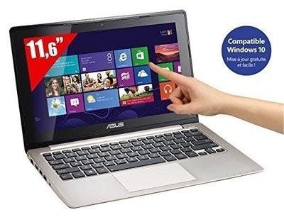 Reparation : Remplacement Vitre tactile ASUS VivoBook S200 S200E 11.6