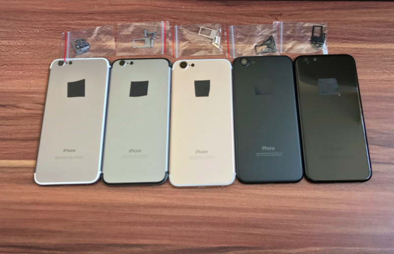 Remplacement Châssis iPhone 6 >>>>Châssis 7 Transformation