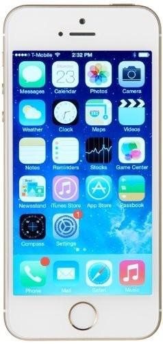 Forfait remise à neuf Ecran + coque arrière iPhone 5S