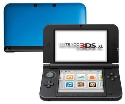 Remplacement Coque complete + Charnière Nintendo 3DS XL -
