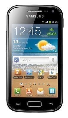 Reparation Vitre tactile Samsung Galaxy ACE 2 I8160