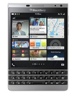Reparation Ecran Vitre tactile Blackberry Passport Silver Edition